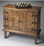Mountain Lodge Console Cabinet