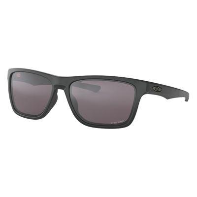 Oakley Holston Sunglasses-Matte Black Prizm Grey fcb249c609