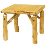 "42"" Square Game Table with Standard Finish"